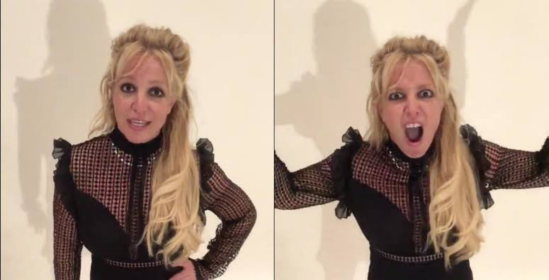İzleyin: Britney Spears, Pride Ayını Esprili Bir Şekilde Kutladı
