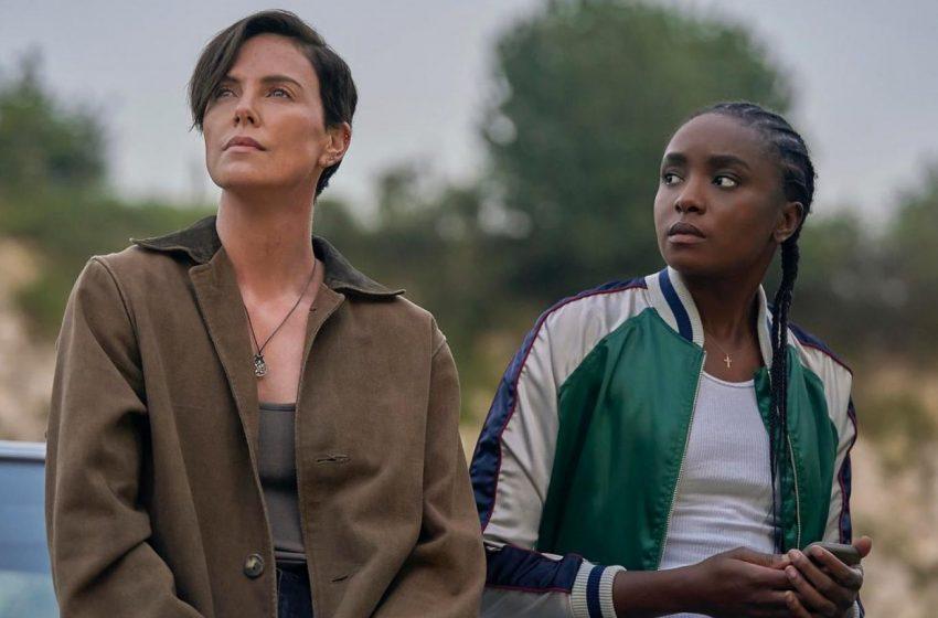 İzleyin: Charlize Theron'un Yeni Kuir Netflix Filmine İlk Bakış