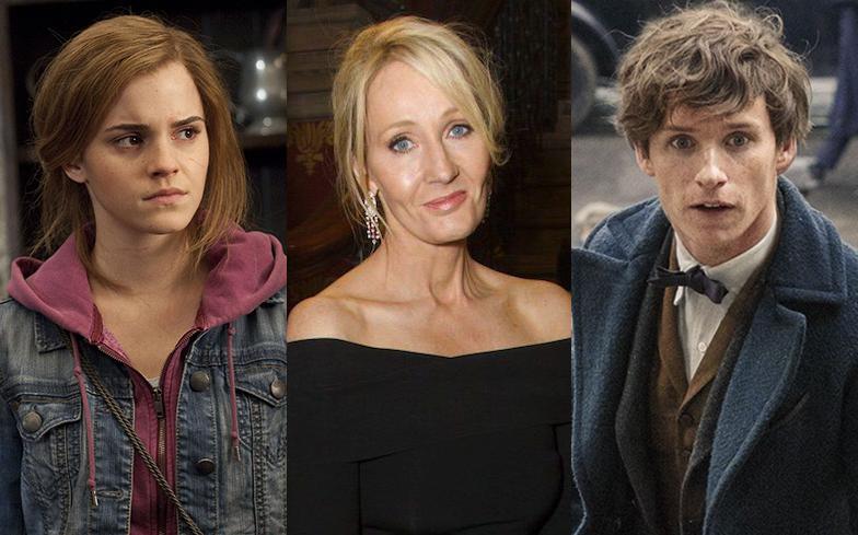 Jk Rowling'in Transfobik Tweetlerine Tepkiler Büyüyor!