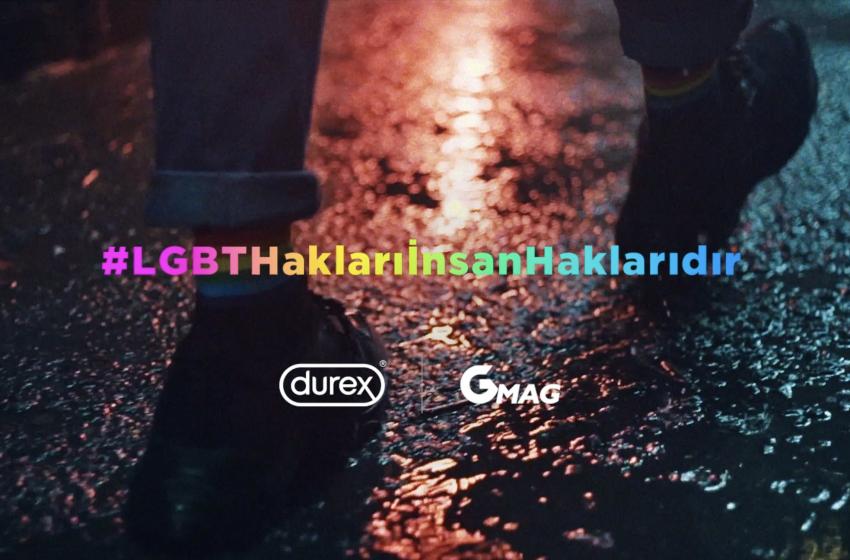 İzleyin: GmagXDurex Pride Filmi Yayında!