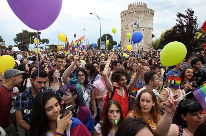 Bu Sene Selanik'te Yapılması Planlanan EuroPride İptal Edildi