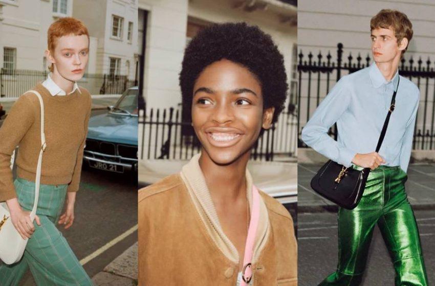 Gucci, İlk Cinsiyetsiz Koleksiyonunu Piyasaya Sürdü