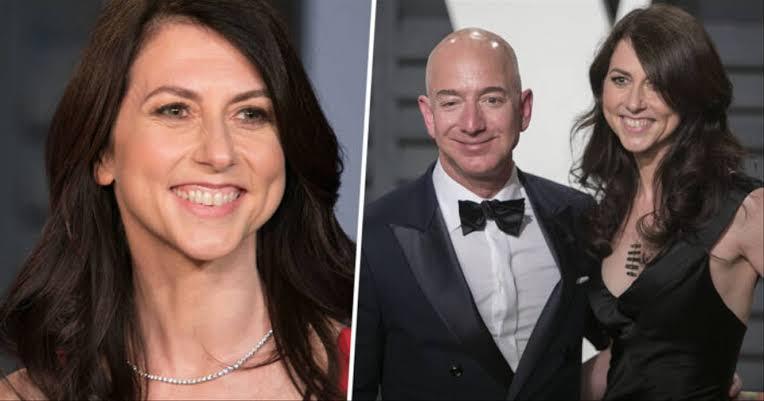 Amazon'un Kurucusunun Eşi, LGBTİ+ Hayır Kurumlarına Tam 1,7 Milyar Dolar Bağışta Bulundu