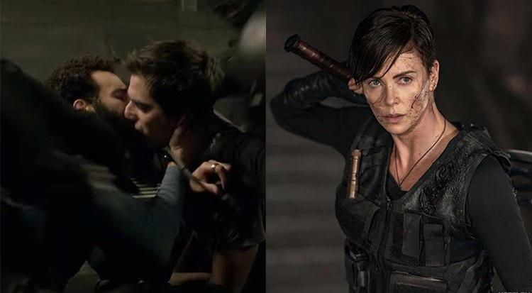 """Charlize Theron'un Yeni Filminde, """"Asırlardır"""" Beraber Olan Ölümsüz Bir Eşcinsel Çifti İzleyeceğiz"""