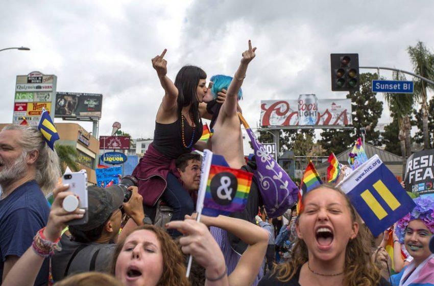 LGBTİ+ Protestolarında Tarihe Geçen İlham Verici 24 Fotoğraf