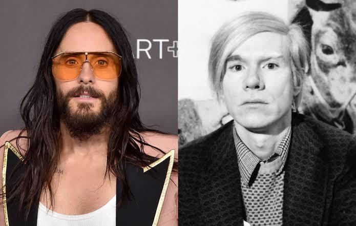 Dünyanın En İkonik Rollerinden Biri Jared Leto'ya Gitti! Leto, Yeni Filminde Andy Warhol'u Canlandıracak!