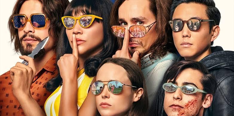 Umbrella Academy'nin Yeni Sezonunda Panseksüel Bir Karakter, Homofobiyle Mücadele Edecek!