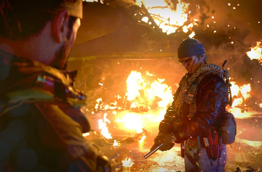 Call Of Duty'de Oynayabileceğiniz Cinsiyetsiz Bir Karakter Var!