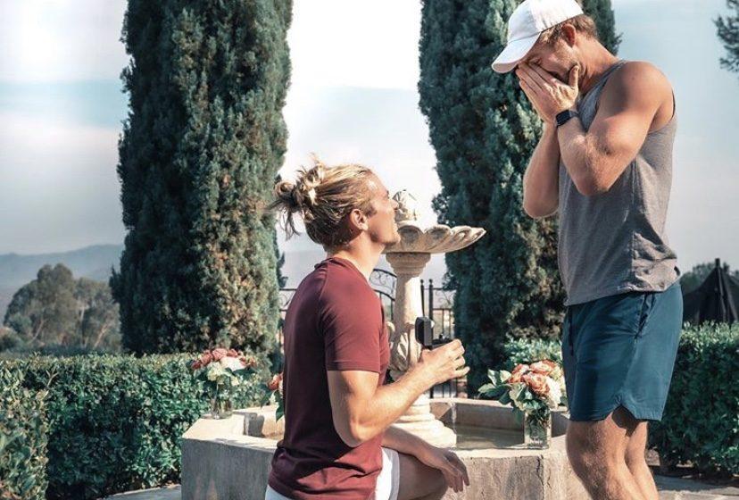 İzleyin:YouTuber Pk Creedon, 1,5 Senedir Hazırlandığı Evlilik Teklifini Sonunda Gerçekleştirdi!