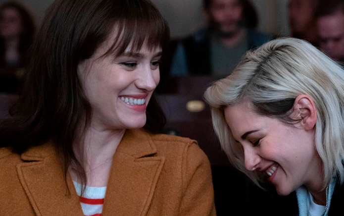 Kristen Stewart'ın Yeni Kuir Filminden İlk Görseller Paylaşıldı