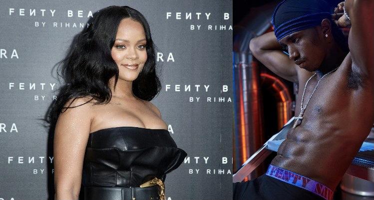 Rihanna'dan Yeni Erkek İç Çamaşırı Kreasyonu!