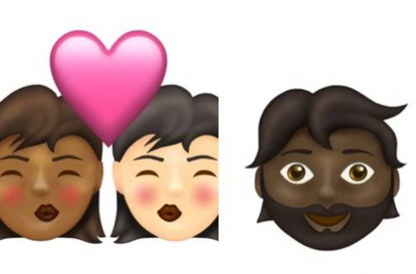 Yeni LGBTİ+ Kapsayıcı ve Cinsiyetsiz Emojiler Yakında Telefonunuzda Olacak