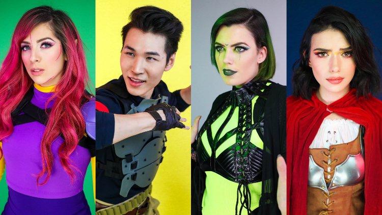 Twitch, LGBTİ+ Yaratıcılarla Bir Süper Kahraman Dizisi Çıkarıyor