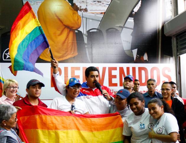 Venezuela Başbakanı: Papa Evlilik Eşitliğini Destekliyorsa Biz de Destekleyebiliriz