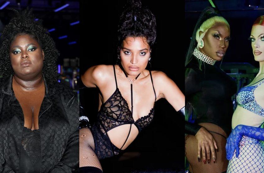 Rihanna Yeni Savage x Fenty Şovunu Kuir Bir Partiye Dönüştürdü!