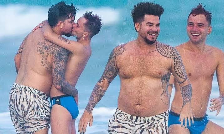 Adam Lambert Yeni Sevgilisiyle Görüntülendi