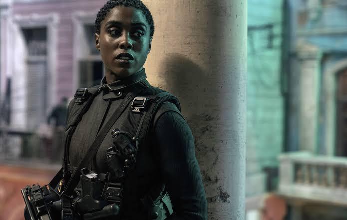 James Bond'a Tarihinde İlk Kez Siyahi Bir Lezbiyen Kadın Eşlik Edecek