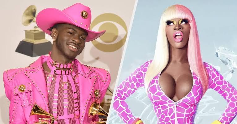 Lil Nas X, Nicki Minaj Kostümüyle Dalga Geçen Homofobik 50 Cent'e Cevabını Verdi!