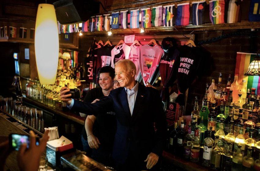 İzleyin: Joe Biden, Zafer Konuşmasında Translardan Bahseden İlk Amerika Başkanı Oldu