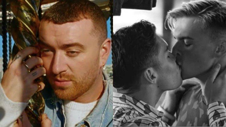 İzleyin: Sam Smith 'Kids Again' Klibi ve 'Love Goes' Albümüyle Döndü
