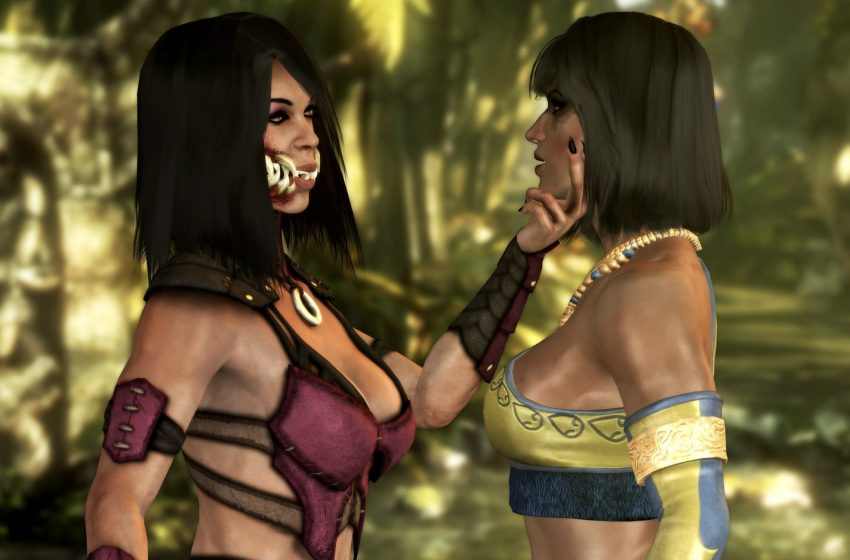 Mortal Kombat 11 Ultimate, Mileena'nın Tanya'yla Lezbiyen İlişkisini Doğruladı