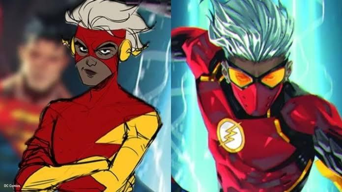 DC'nin Yeni Non Binary Flash'ı ile Tanışın!