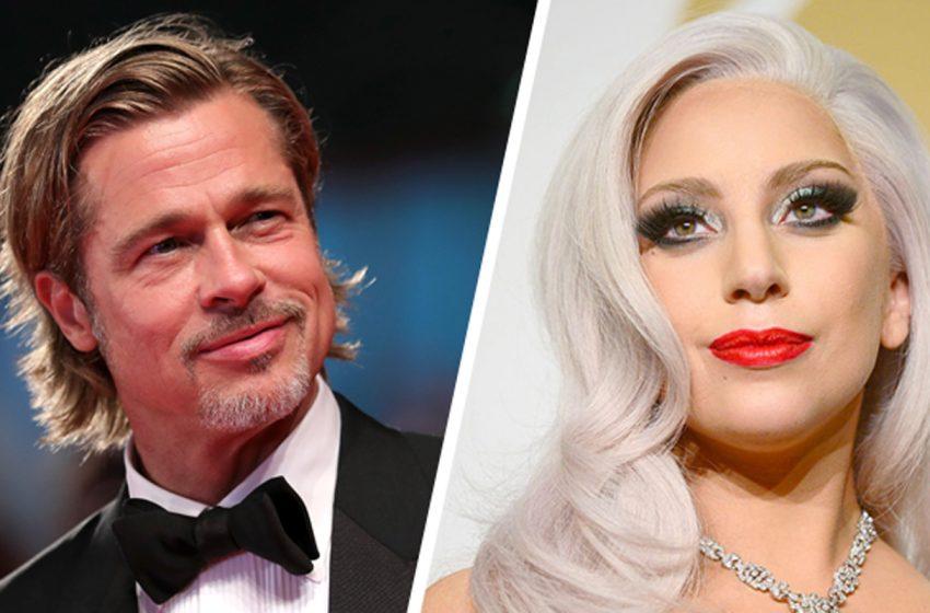 Lady Gaga Yeni Gerilim Filmi Bullet Train'de Brad Pitt'le Birlikte Rol Alacak