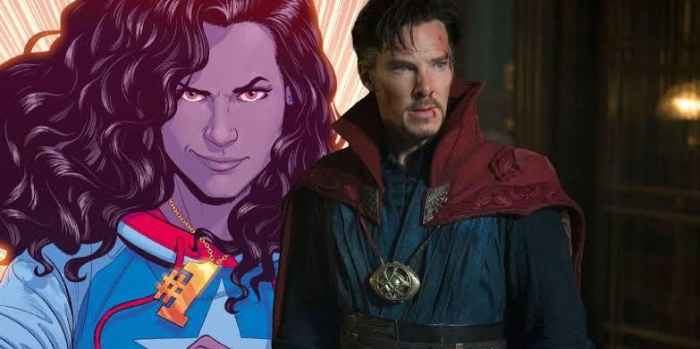 Lezbiyen Süper Kahraman America Chavez, Marvel'dan Doctor Strange'le Ekranlara Gelecek