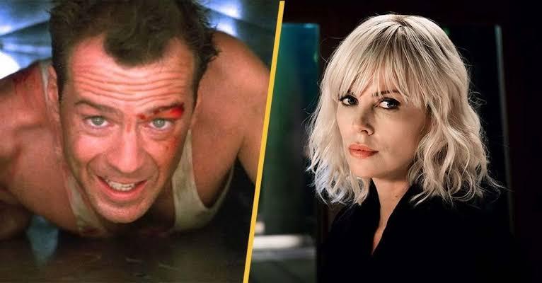 Charlize Theron Tüm Zamanların En İyi Aksiyon Filmi Die Hard'ın Lezbiyen Versiyonunda Yer Almak İstiyor