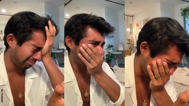 İzleyin: Erkek Arkadaşıyla Nişanlandığını Canlı Yayında Annesine Söyleyen 21 Yaşındaki Influencer Herkesi Ağlattı