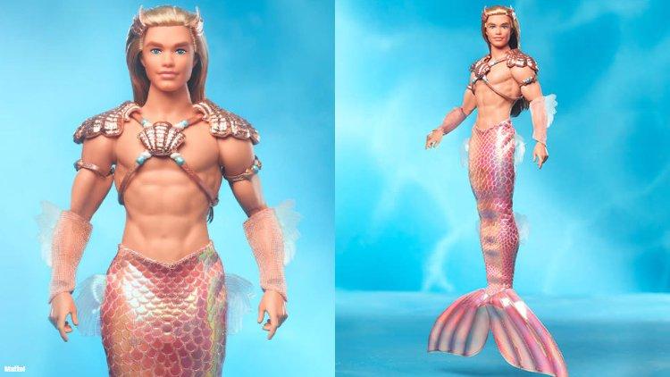 Mattel, Yeni Deniz Ken Bebeğini Tanıttı