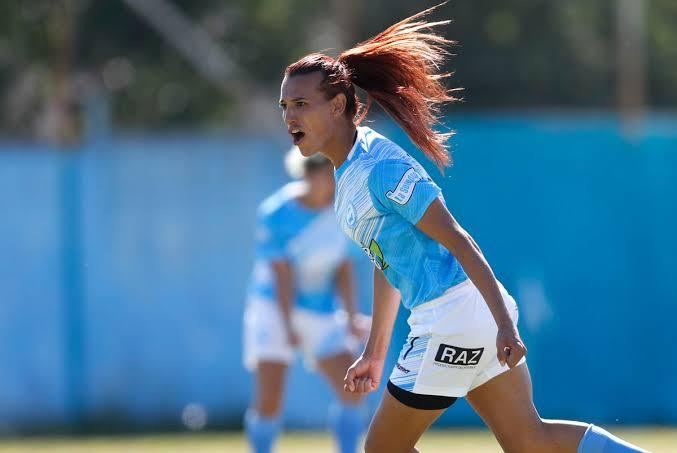 Arjantin'de Profesyonel Futbol Oynayan İlk Trans Kadın Mara Gomez Tarihi Maçta Sahaya Çıktı