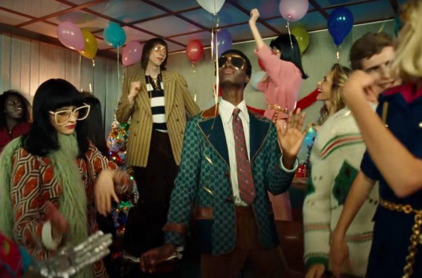 Gucci'den Non-Binary Bireylere Hediye