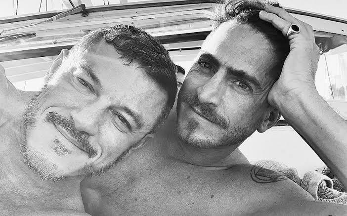 Luke Evans Erkek Arkadaşı Rafael Olarra'dan Ayrıldığını Doğruladı