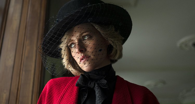 Kristen Stewart'ın Prenses Diana'yı Canlandırdığı 'Spencer'a İlk Bakış