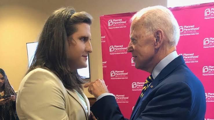 İzleyin: Joe Biden, En Az Üç Cinsiyet Olduğunu Söyledi