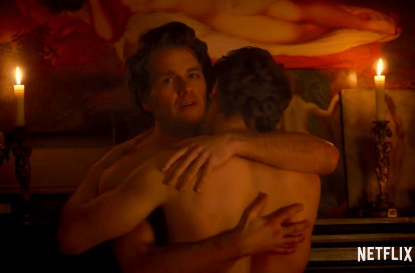 Bridgerton'ın İkinci Sezonunda Bizi Daha Fazla Eşcinsel Seks Sahnesi Bekliyor
