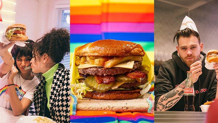 Yeni Açılan 'Gay Burger' Restoranının Tüm Geliri LGBTİ+ Kurumuna Bağışlanacak