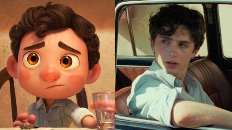 İzleyin: Disney'in Yeni Filmi Luca, Call Me By Your Name'in Animasyon Versiyonuna Benziyor