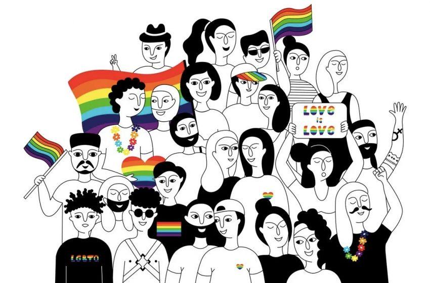 Amerikalı Yetişkinlerin % 5,6'sı Kendini LGBTİ+ Olarak Tanımladı