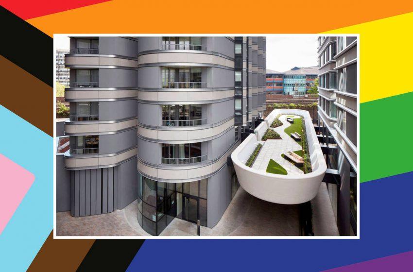 İlk LGBTİ+ Huzur Evi Londra'da Açılıyor