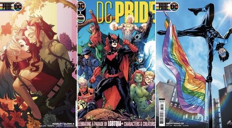 DC Comics, LGBTİ+ Süper Kahramanları İçeren Bir Pride Antolojisi Hazırlıyor