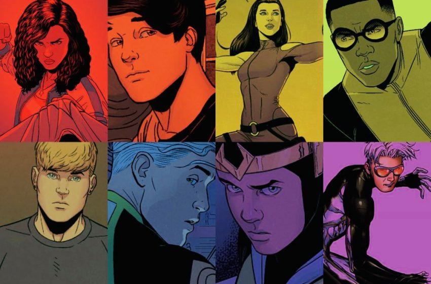 Marvel, 'Süper Kuir' Genç Yenilmezleri Müjdeledi!