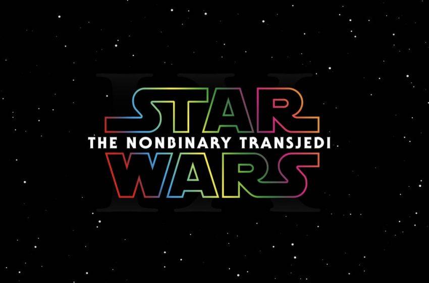 Star Wars Bu İki Jedi'ın Non-Binary Trans Olduğunu Açıkladı