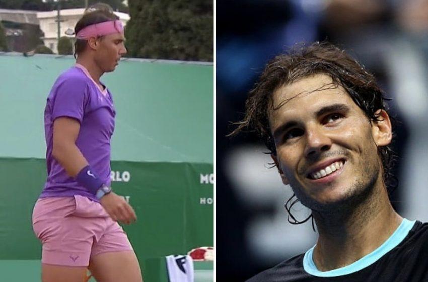 Eşcinsel Twitter Kullanıcıları Nadal'ın Kısa Pembe Şortuna Bayıldı!