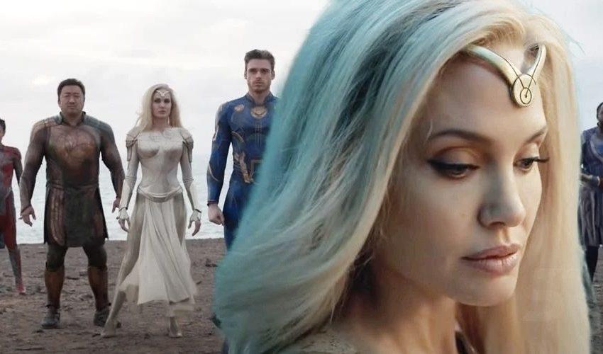 İzleyin: Eternals'ın Fragmanı, Marvel Sinematik Evreni'ndeki İlk Eşcinsel Süper Kahramana Işık Tutuyor