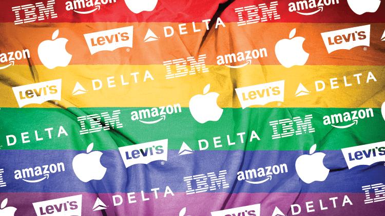 Dünya Devi 400'den Fazla Şirket, LGBTİ+ Hakları ve Eşitlik Yasası İçin Konuştu