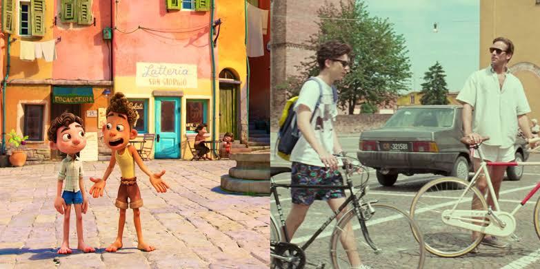 Pixar Yapımı Luca'nın Yönetmeni, Call Me By Your Name Benzetmelerine Cevap Verdi