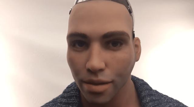 Eşcinsel Olarak Programlanabilen Biyonik Penisli Robot Yakında Çıkıyor!