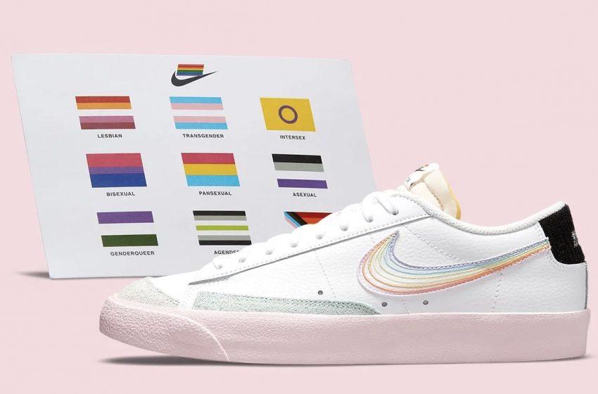 Nike'ın 2021 Pride Kampanyası Fazlasıyla Kapsayıcı